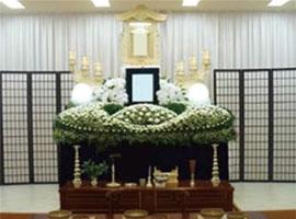 友人葬祭壇